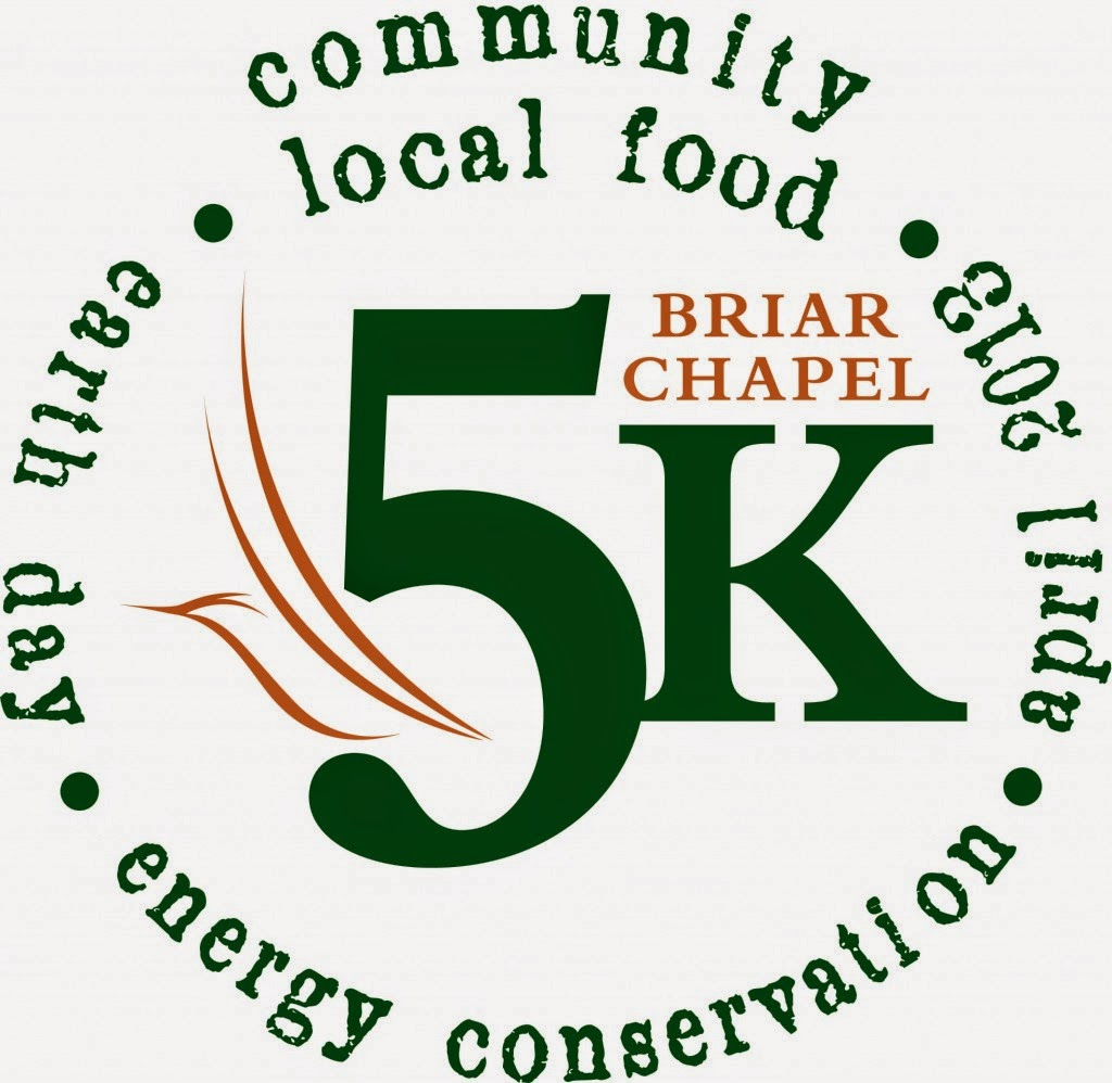 7th Annual Briar Chapel Earth Day 5K & Kids Dash on Saturday, April 25th