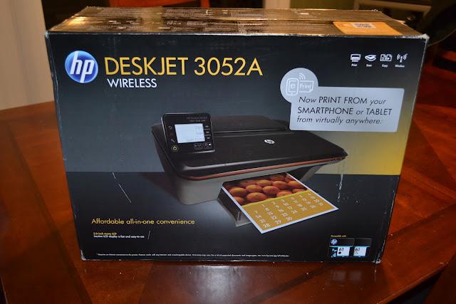 HP DeskJet 3052A