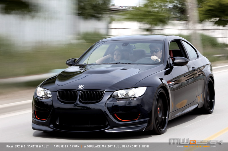 Blacked Out Bmw 328i >> BMW E92 | Top News