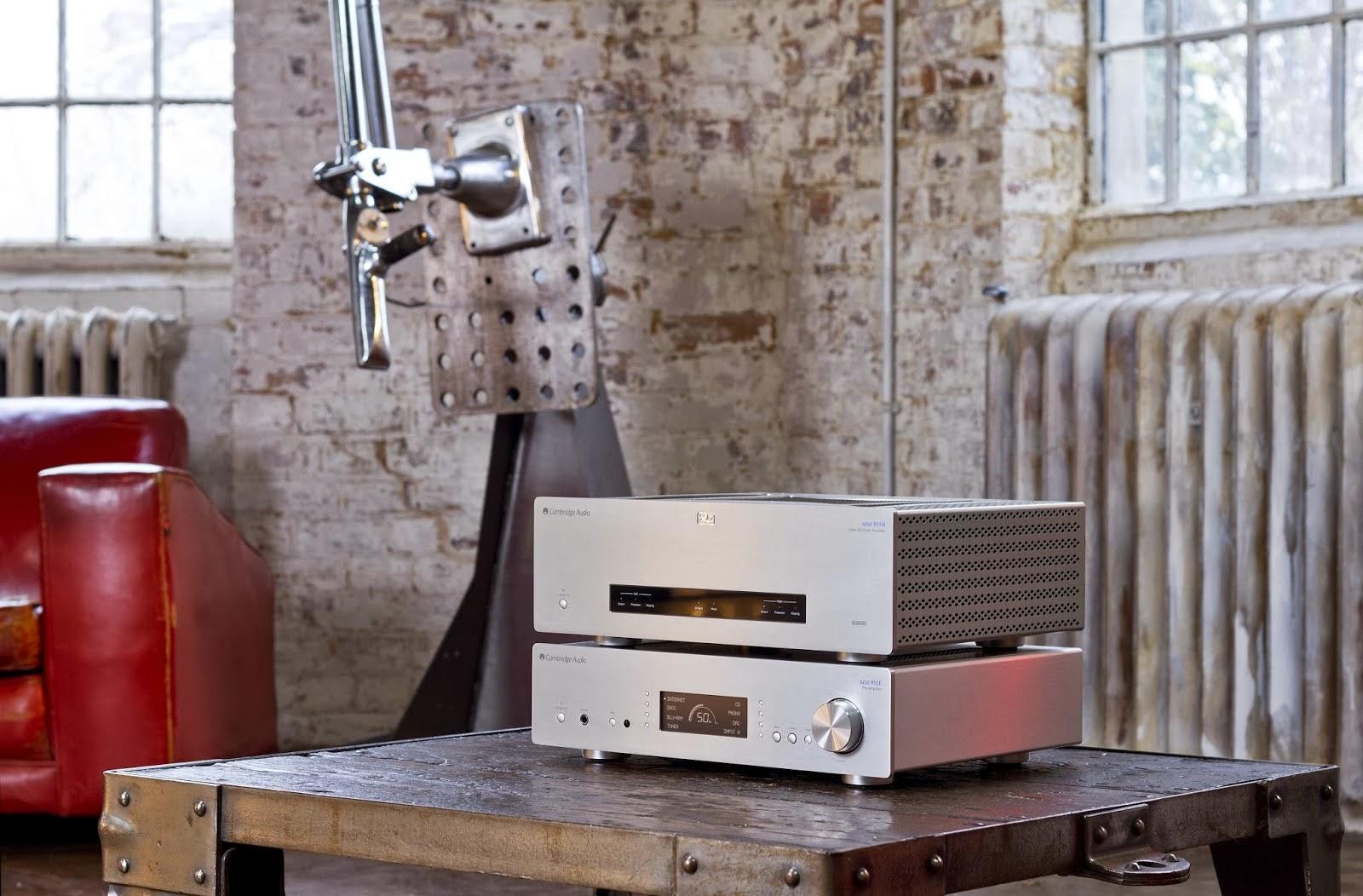 Mono And Stereo High End Audio Magazine Cambridge Audio