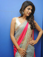 Shraddha das Latest Photos in Saree-cover-photo