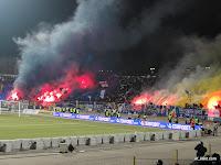 Bericht Bulgarien, Sofia, Levski Sofia, CSKA Sofia, Stadion Georgi Asparuchow, Pyrotechnik