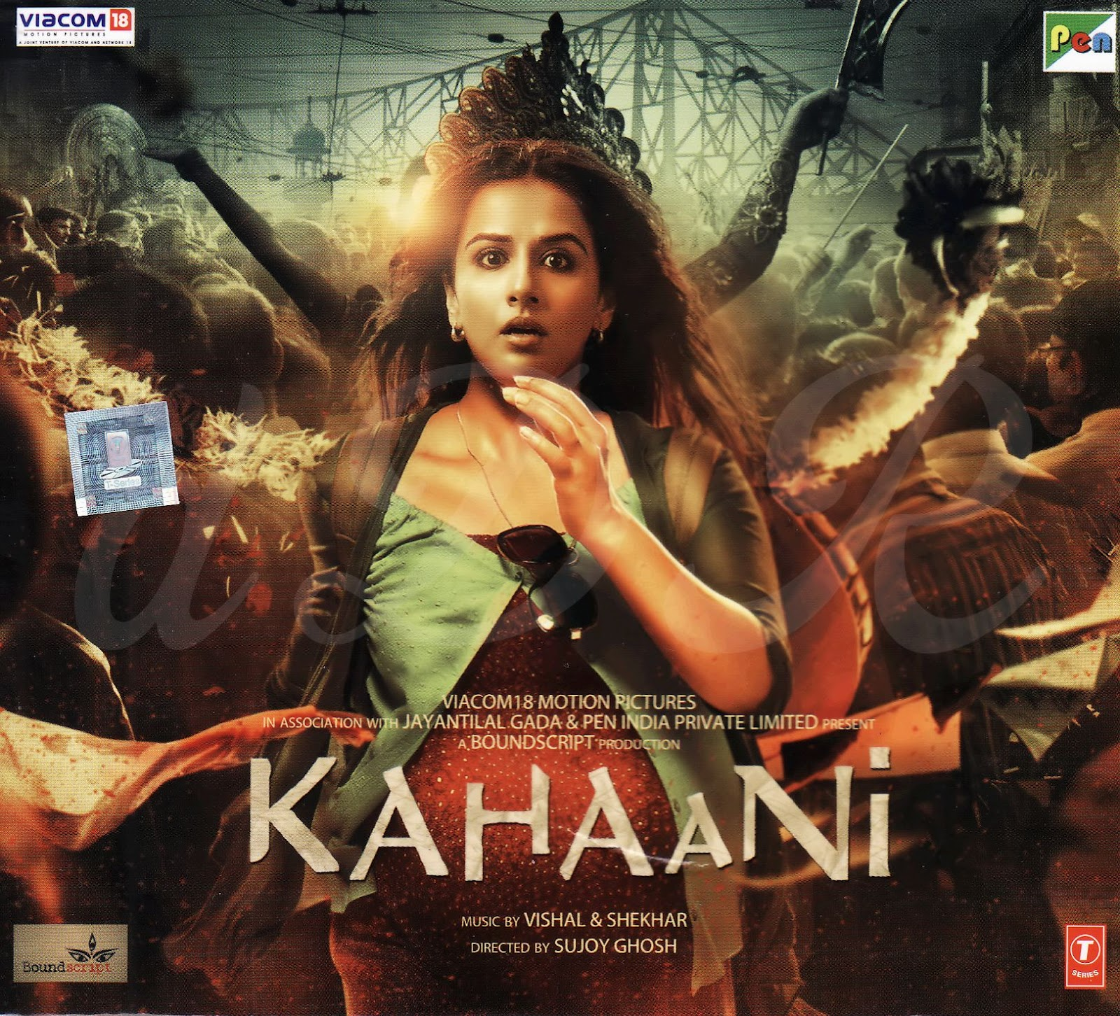 Kahaani (2012) Hindi Indian