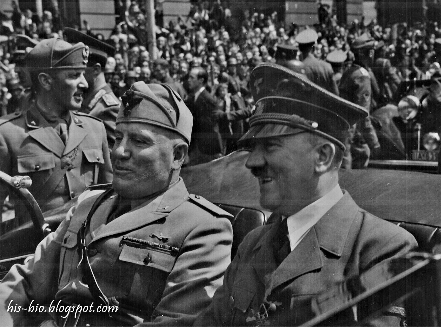 the biography of adolf hitler Adolf hitler kristallnacht mufti hitler's early years world war i hitler starts to lead adopting a view of life which changed very little in the ensuing.