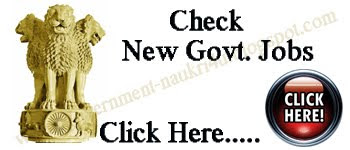 New Government Jobs:-