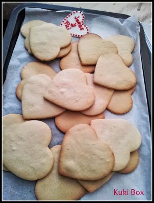 Kuki Box - Galletas de azúcar y mantequilla