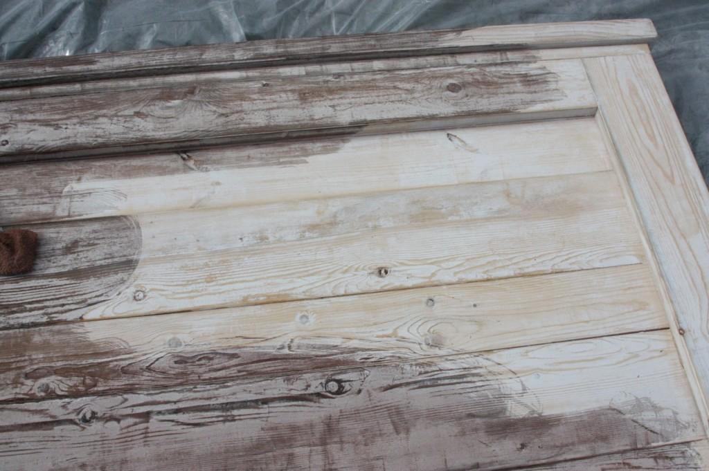 beingbrook rustic headboard {aged wood}, Headboard designs