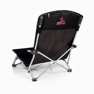 St. Louis Cardinals MLB Tranquility Beach Chair