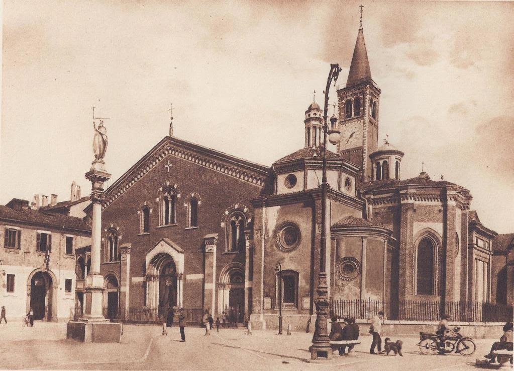 La macchina del tempo marzo 2015 for Piazza sant eustorgio