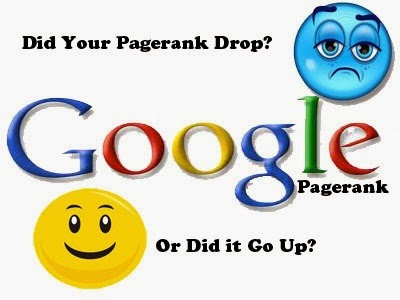 Update Google PageRank 2014