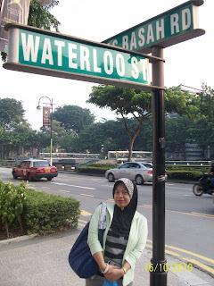 Bencolen bugis Street Singapore