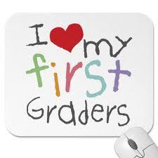 first grade sign