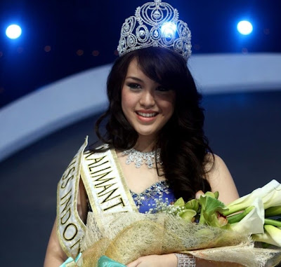 vania larissa miss wold indonesia 2013
