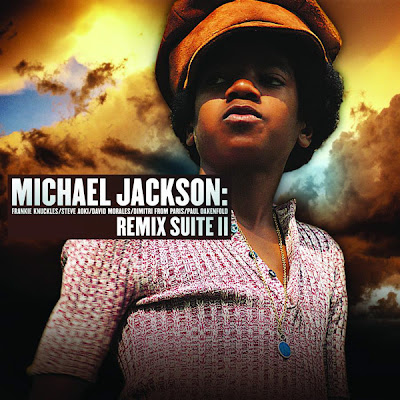 Michael Jackson - Remix Suite II - EP Cover