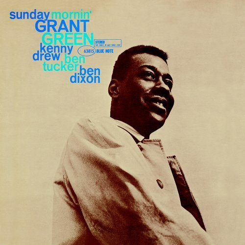 grant green - sunday mornin' (sleeve art)