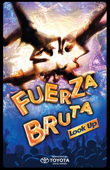 Ver Fuerza Bruta: Wayra Tour (2013) Online