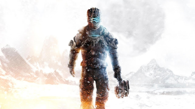 Desktop & Mac Wallpaper - Dead Space 3 Survival Horror Game
