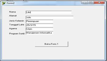 Cara Membuat Program Sederhana Menggunakan Delphi