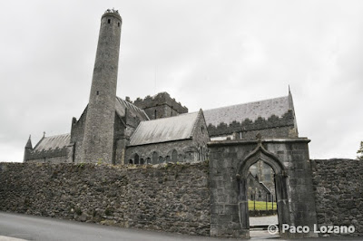 catedral de San Canice en Kilkenny