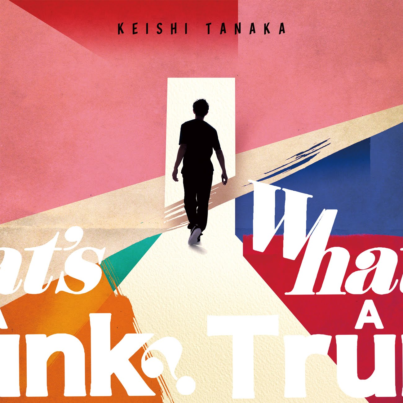 "Keishi Tanaka Release Tour ""What's A Trunk?"""