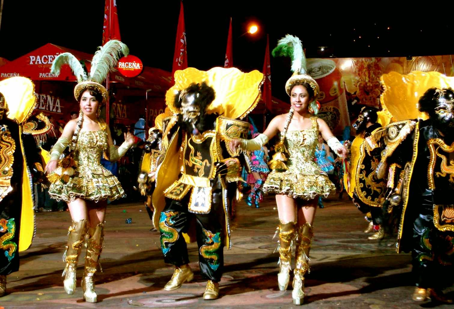 danzas bolivianas chicas DANZA LA MORENADA DE PUNO (RESEÑA HISTORICA)