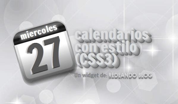 Calendarios con estilo para tu foro Calendarios+css+redeando