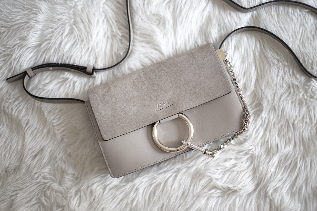 Motty Grey Faye in Chloé Chloé TF31JKlc