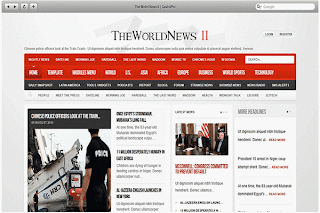 The World News II v1.0.1 – Joomla 1.5 & Joomla 1.7 Template