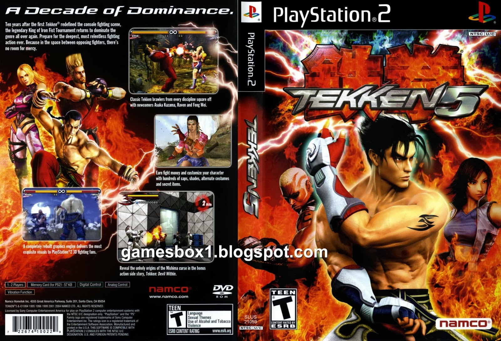 game playstation 2 download