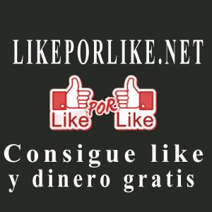 likeporlike gana dinero redes sociales