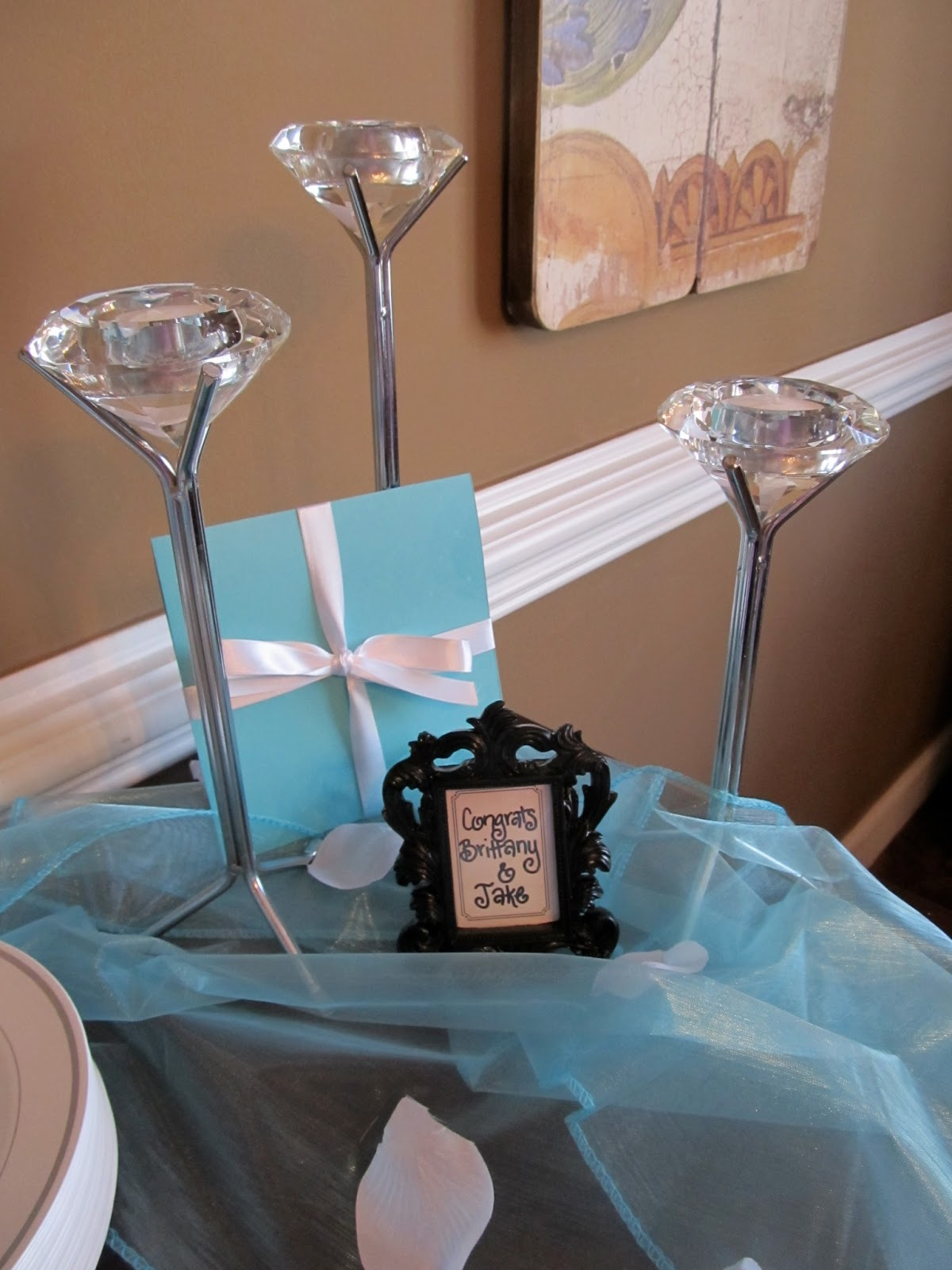 A Little Alana A Tiffany & Co Bridal Shower