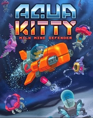 Free PC Games Aqua Kitty Milk Mine Defender