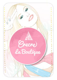 Crecre la boutique