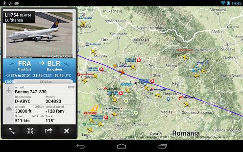 Download Flightradar24 Pro APK