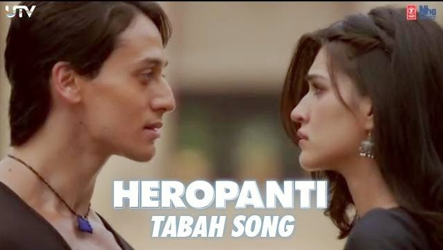 Tabah – Heropanti (2014) Video Song 720P HD