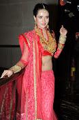 Preeti Rana Glamorous Photos in Ghagra Choli-thumbnail-28