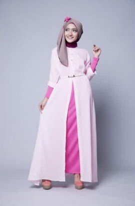Kumpulan%2BBaju%2BMuslim%2BAla%2BLaudya%2BChintya%2BBella%2BTerbaru fashion tren 2016 style fashion laudya chintya bella,Model Busana Muslim Laudya Chintya Bella