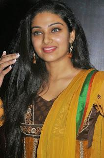 Actress Avantika Mohan Latest Pictures in Salwar Kameez at Aalamaram Movie Audio Launch  0002.jpg