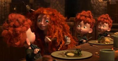 Brave by DisneyPixar