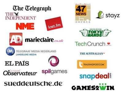 +1 sponsors