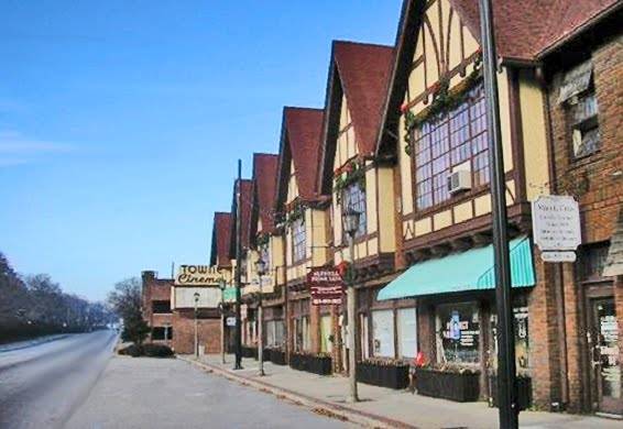 The Historic DIstrict