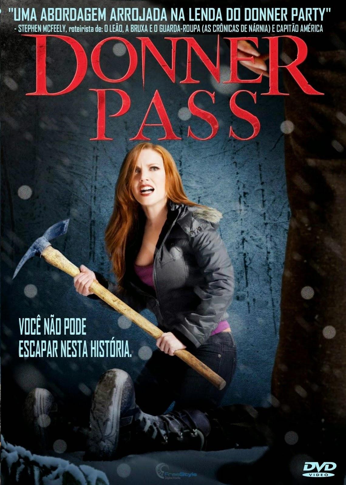 Donner Pass – Dublado (2012)