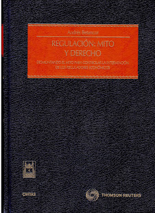 Libro: Regulacin: mito y Derecho