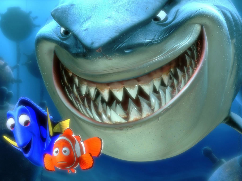 Papel De Parede 3D  Procurando O Nemo