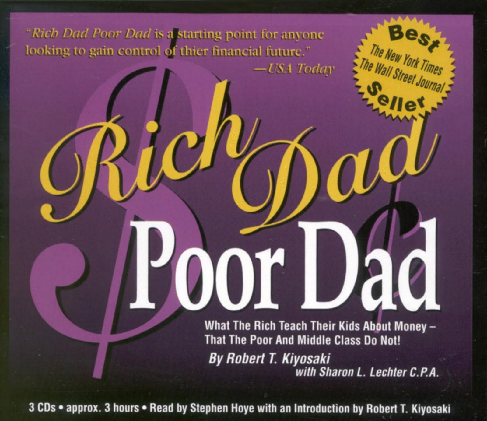 rich dad poor dad the book review