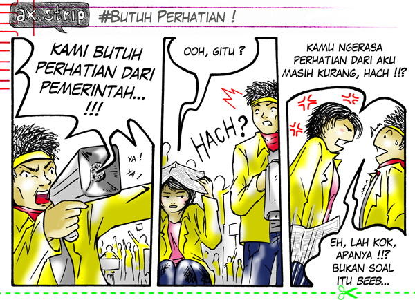 axstrip#butuhPerhatian_page1_by Ax!