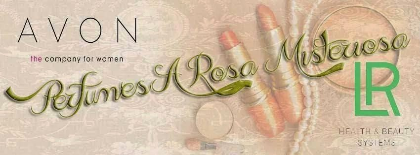 Perfumes A Rosa Misteriosa