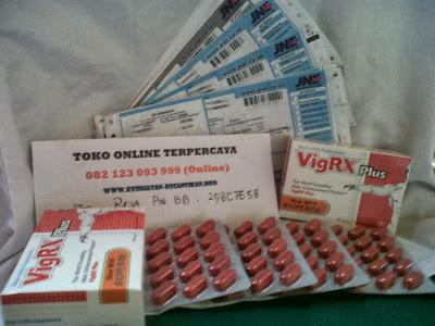 VigRX Plus Tablet Original | Obat Pembesar Alat Vital Pria