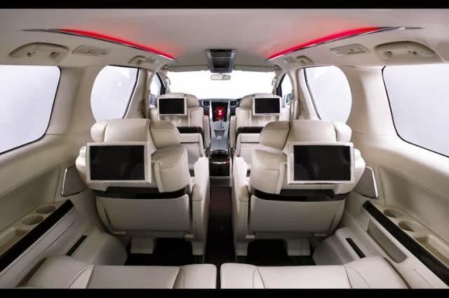 Pasar Harga Mobil: Harga Toyota Alphard Baru
