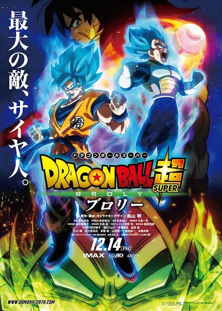 Dragon Ball Super Broly [2018] [BBRip 1080p] [Subtitulada]